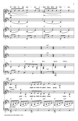 Andrew Lloyd Webber: The Music of the Night: Women's Choir