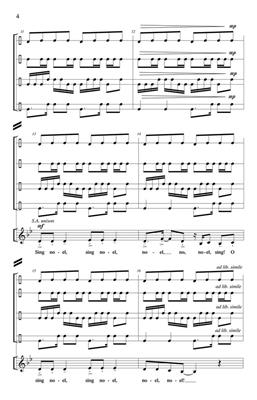 Ken Berg: African Noel: Mixed Choir
