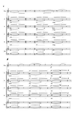 Ola Gjeilo: Serenity: Double Choir