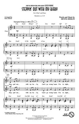 Irving Berlin: Steppin' Out With My Baby: Women's Choir