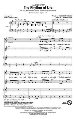 Cy Coleman: The Rhythm Of Life (SSA): Women's Choir