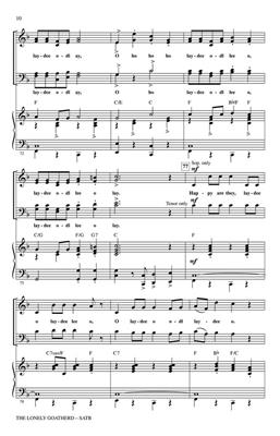 Richard Rodgers: The Lonely Goatherd: Mixed Choir