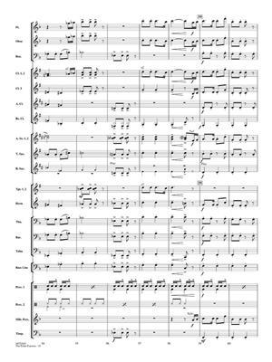Alan Silvestri: The Polar Express (Medley): Arr. (Paul Lavender): Concert Band