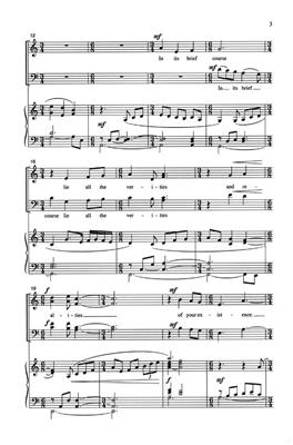 Look to This Day!: Arr. (Doug McConnell): SATB