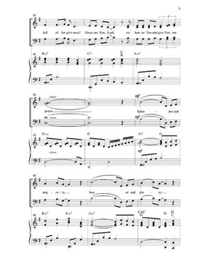 Leonard B. Smith: Splendor And Majesty: Arr. (Tom Fettke): Mixed Choir