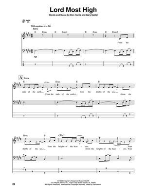 He Is Exalted - Bass Edition: Bass Guitar