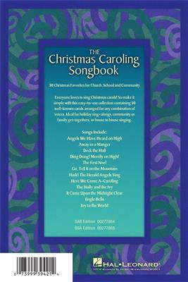The Christmas Caroling Song: Arr. (Janet Day): SATB