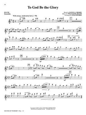 Sounds of Worship: Arr. (Stan Pethel)