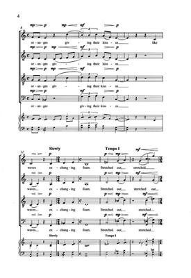 Eric Whitacre: A boy and a girl: SATB