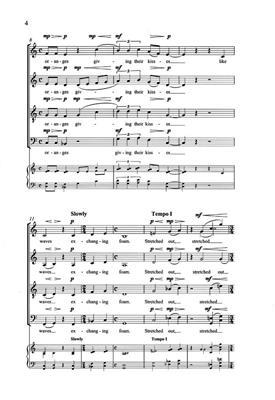 Eric Whitacre: A boy and a girl: SATB