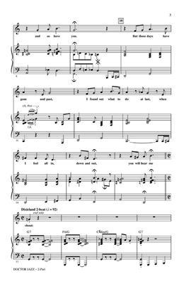Joseph King Oliver: Doctor Jazz: Arr. (Kirby Shaw): 2-Part Choir