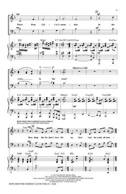 How Deep The Father's Love For Us (SAB): Arr. (Mark Brymer): Mixed Choir