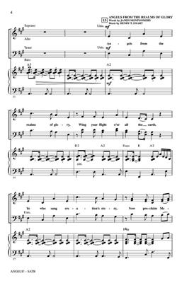 Angels! (SATB): Arr. (Keith Christopher): SATB