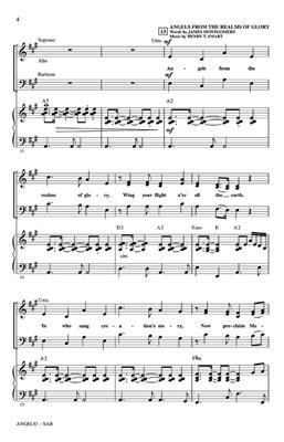 Angels ! (Medley): Arr. (Keith Christopher): SAB