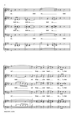 Hold On!: Arr. (Robert DeCormier): SATB