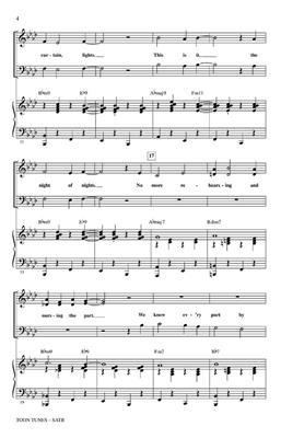 Toon Tunes: Arr. (Mark Brymer): Mixed Choir