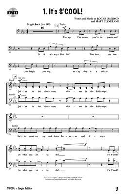 Hal Leonard: S'Cool: A Teenage Pop/Rock Musical