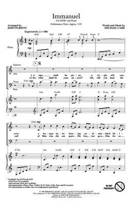 Daybreak Music: Immanuel