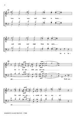 Hal Leonard: Harmony Leads the Way