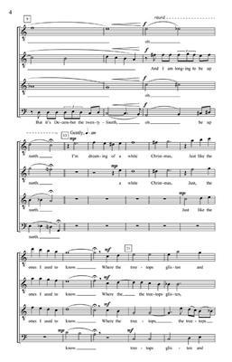 Irving Berlin: White Christmas: Arr. (Deke Sharon): TTBB