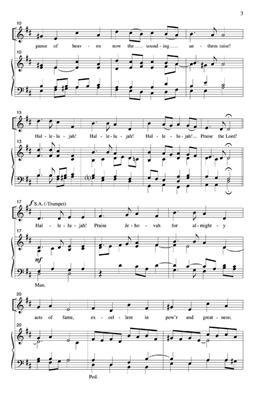 K. Lee Scott: Hallelujah! Praise The Lord!: SATB