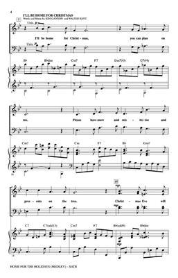 Hal Leonard: Home for Christmas Medley