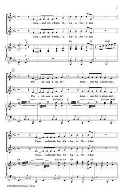 John Jacobson: Calypso Navidad: 2-Part Choir