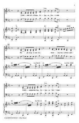 Hal Leonard: Calypso Navidad