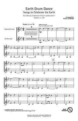 Hal Leonard: Earth Drum Dance