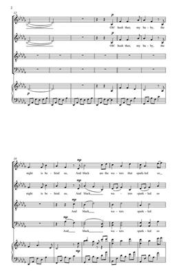 Eric Whitacre: The Seal Lullaby: SATB