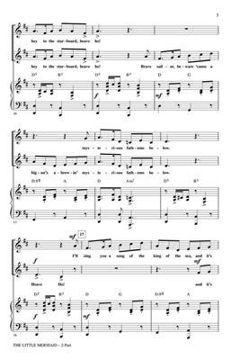 Alan Menken: The Little Mermaid: Mixed Choir