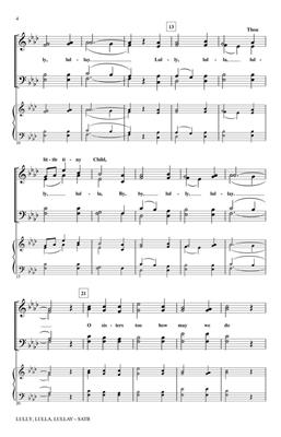Philip W. J. Stopford: Lully, Lulla, Lullay: Mixed Choir