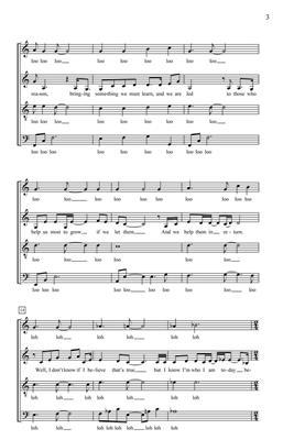 Stephen Schwartz: For Good: Mixed Choir