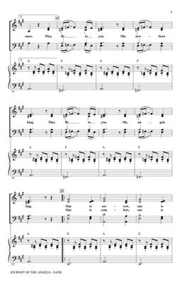 Enya: Journey of the Angels: Arr. (Kirby Shaw): SATB