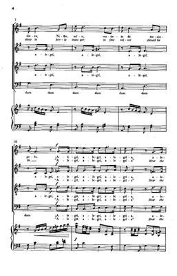 Thomas Cunningham: Esta Noche (On That Night): Mixed Choir