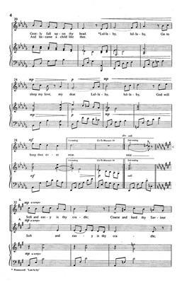 David Rasbach: Hush, My Dear, Lie Still And Slumber: Arr. (David Rasbach): Women's Choir