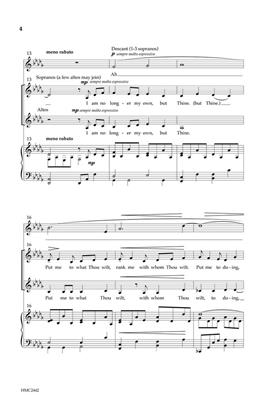 Dan Forrest: A Covenant Prayer (Ssaa-Accompanied): Women's Choir