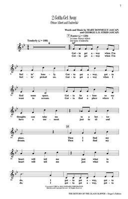 George L.O. Strid: The Return of the Glass Slipper (Musical): Children's Choir