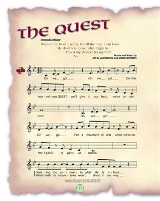 John Jacobson: The Quest: Mixed Choir
