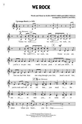 Jason Lavenka: Let's all sing songs from Disney's Camp (10 Pack): Children's Choir
