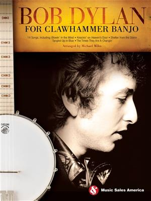 Bob Dylan: Bob Dylan For Clawhammer Banjo: Banjo or Mandolin
