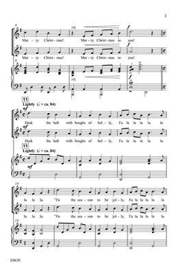 Greg Gilpin: A Merry Christmas Medley: Mixed Choir