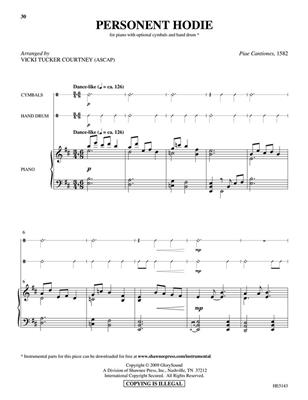 Snow Falling on Ivory: Arr. (Craig Curry): Piano
