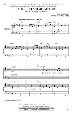 David Angerman: One Rehearsal Wonders - Volume 3: SAB