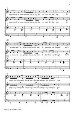 Sing-a-Ling-a-Ling: Mixed Choir