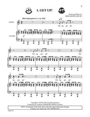Greg Gilpin: Hullabaloo 2: Vocal