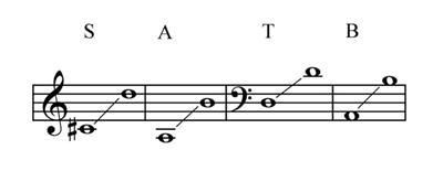 Bert Stratton: And This Shall Be a Sign: SATB