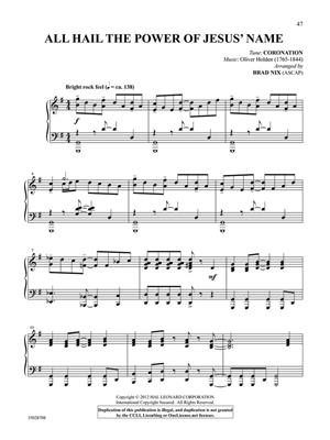 Brad Nix: Sketches in Ivory: Piano