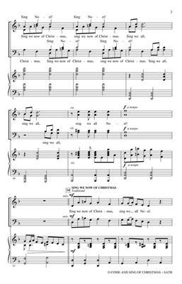 Greg Gilpin: O Come and Sing of Christmas: Mixed Choir