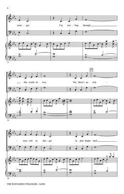 Greg Gilpin: The Wayfaring Stranger: Mixed Choir